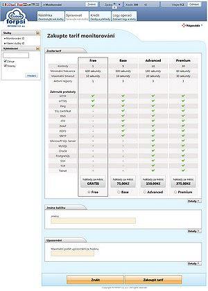 FORPSI Cloud Monitoring: nepřetržitý dohled nejen pro cloud