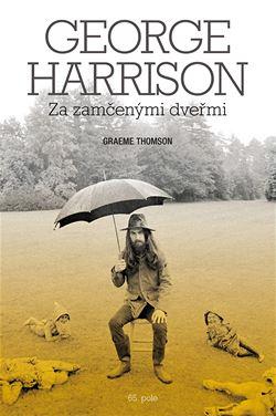 Obálka knihy George Harrison: Za zamčenými dveřmi