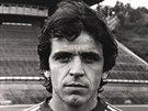 PAN STŘELEC. Ladislav Vízek nastřílel v ligových soutěžích celkem 115 branek. Skoro celou vrcholovou kariéru strávil v Dukle, až po třicítce si zkusil angažmá ve francouzském Le Havre.
