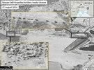 Satelitn� sn�mky z 21. srpna podle NATO dokazuj�, �e na Ukrajin� operuje rusk�...