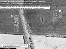 Ruskou arm�dn� techniku satelitn� sn�mky zachytily tak� p�i pohybu u hranic s...