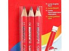 Tužky koupíte v různých velikostech vhodných i pro menší ručičky