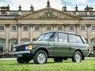 První vyrobený Range Rover jde do aukce.