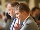 Lobbista Marek Dalík před soudním jednání v kauze údajného půlmiliardového...
