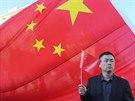 I Čína měla před Hradem zastánce. A nebylo jich málo.