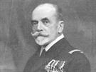 Velitel rakousko - uherského loďstva admirál Anton Haus