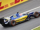 GP2 VE SPA: Nedělní sprint vyhrál Felipe Nasr.