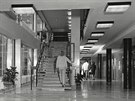 Takhle vypadala brn�nsk� Poliklinika Lesn� p�i slavnostn�m otev�en� 29. srpna...
