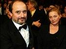 Jana a Viktor Preissovi v roce 2003