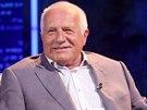 Václav Klaus v talkshow TGM