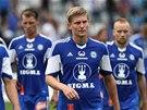 Zklamaní fotbalisté Olomouce