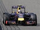 NEOHRO�OV�N. Daniel Ricciardo ve Velk� cen� Belgie formule 1.