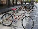 V létě spousta Švédů jezdí do práce či na nákupy na kole a mnoho z nich kola...