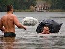 V r�mci sout�e �ekal �pr�zkum�ky� tak� 250 metr� dlouh� �sek Barnovsk�...