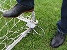 Malí fotbalisté z 61 oddílů v Olomouckém kraji budou odteď hrát s lehčími a...