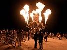 Podle organizátor� je Burning Man nejv�t�ím festivalem hudby a um�ní v Severní...