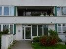 Tzv. sendvičový dům při Sokolovské ulici byl v roce 1964 zpřístupněn veřejnosti...