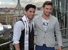 Mister International 2013 José Parades a Muž roku 2011 Martin Gardavský  (19....