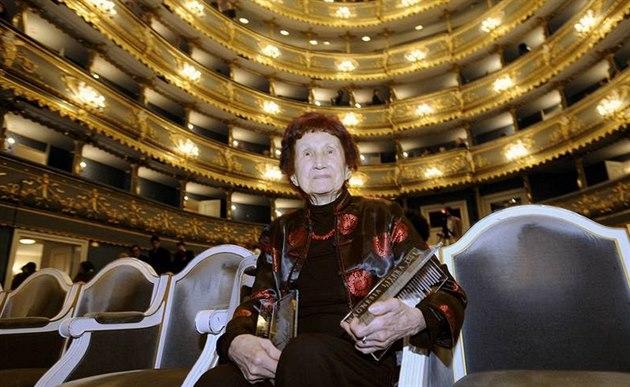 Magnesia Litera 2008 - Bohumila Grögerová s cenou za knihu roku - Praha,...