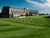 The Celtic Manor Resort u vel�ského Newportu, kde se uskute�ní 4. a 5. zá�í...