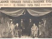 Vladimíra Hofbauera poslali komunisté v roce 1948 do jáchymovských dolů na šest...