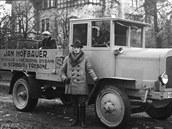 Jan Hofbauer musel rodinný statek ve Stříbci opustit ve svých pětadvaceti...