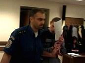 Ob�alovaný z brutálního útoku no�em na obsluhu benzinky na Náchodsku