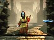 Deathtrap je hra plná smrtelných pastí