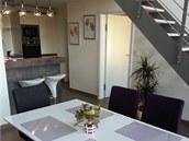 Dvoupodla�ní loft nalákal majitele na sv�tlý a moderní prostor.