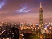Tchaj-pej 101 je �tvrtý nejvy��í mrakodrap na sv�t�.