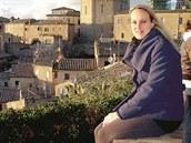 Jitka Soukopová přišla do Itálie v roce 1999.