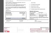 Příjemce balíčku musí uhradit poštovné a balné ve výši 149 korun.