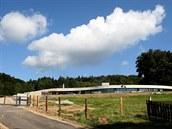 Odp�rci stavby hovo�í o tom, �e d�m v chrán�ném území neodpovídá krajinnému...