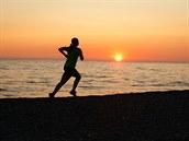 Adéla, samostatná běžkyně