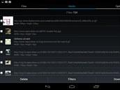 Aplikace GetThemAll Any File Downloader v�m pom�e se stahov�n�m obsahu...