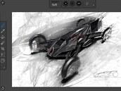 Základní sada nástrojů aplikace Painter Mobile je kdispozici zdarma, za další...