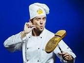 Ladislav Hruška coby kuchař