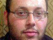 Zadržovaný americký novinář Steven Sotloff (27. 8. 2014).