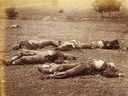 Ud�losti u Gettysburgu m�ly rozhoduj�c� vliv na v�voj americk� ob�ansk� v�lky a...