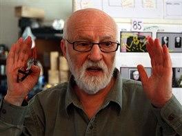 Jan Švankmajer natáčí světový unikát: animuje fotografie herců