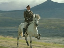 Z filmu O koních a lidech