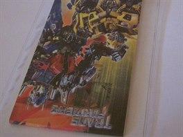 Penál Transformers Optimus Prime obsahoval podle testů neziskovky Arnika zdraví...