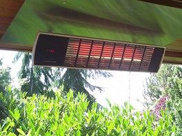 Sálavá topidla pracují na principu sálavého tepla, neohřívají tedy vzduch, ale