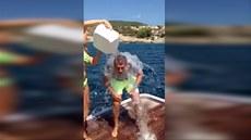 Andrej Babi�: Ice Bucket Challenge
