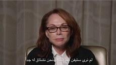 Shirley Sotloffová, matka uneseného amerického noviná�e.