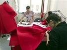 Workshop návrhářky Liběny Rochové