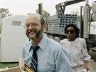 John Walker na sn�mku ze srpna 1985, kdy� byl zat�en.