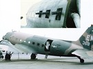 """Prvním """"gunshipem"""" nasazeným ve Vietnamu byl typ AC-47 upravený z letitých Skytrainů (nebo chcete-li Dakot) C-47."""