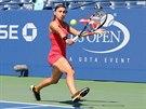 BĚHAVÁ SRBKA. Aleksandra Kruničová je atleticky velmi zdatná, což mnohokrát...