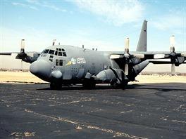 AC-130A sériového čísla 54-1630.